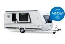 Caravan & Camper van het jaar 2019