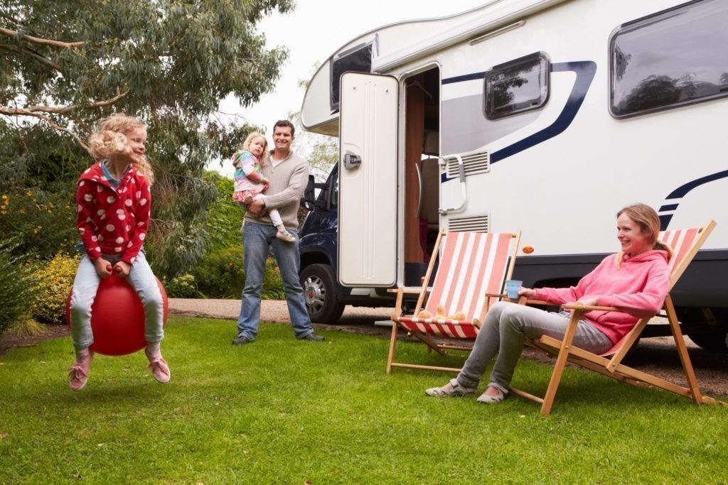 Camper & recreatie