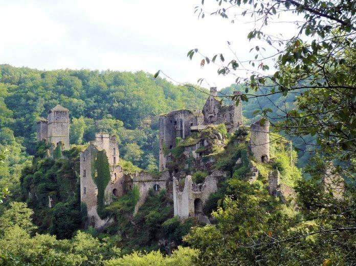 Kamperen in de Corrèze