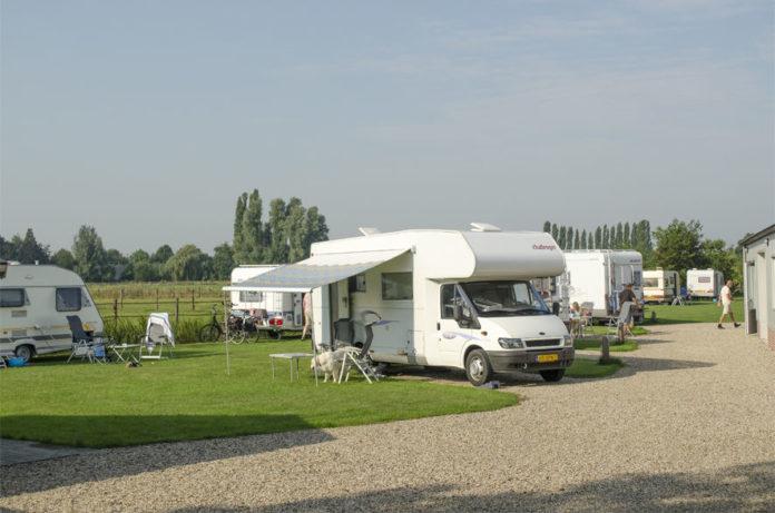 Camping Moleneind