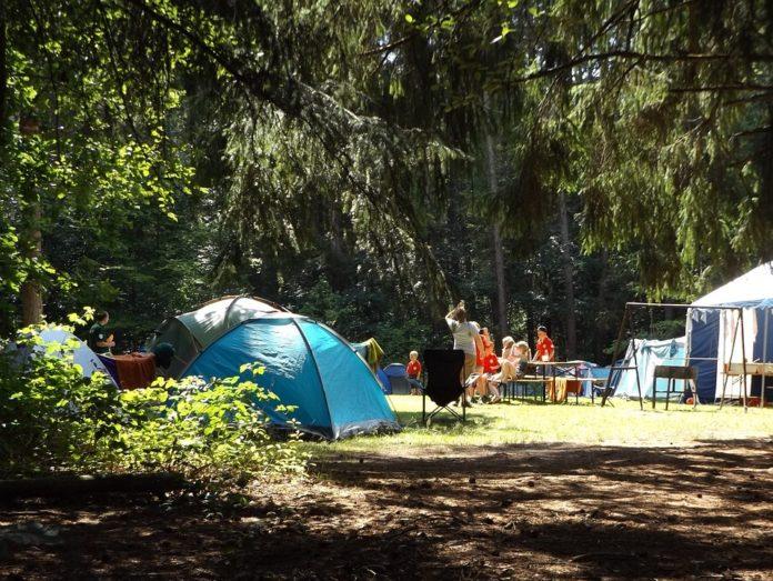 campings in ANWB-lijst