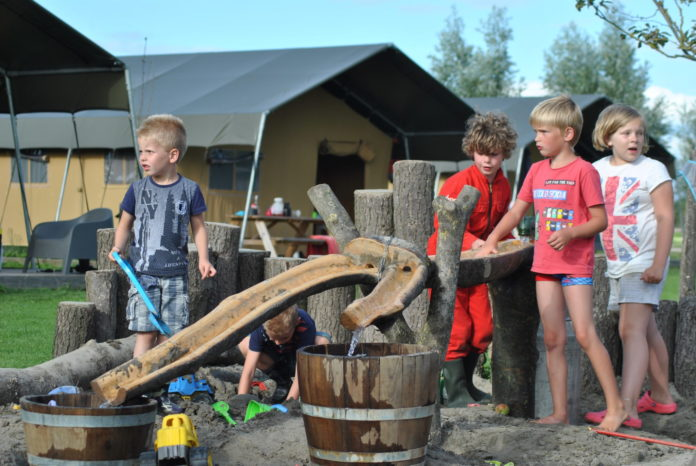 Camping 't Oortjeshek