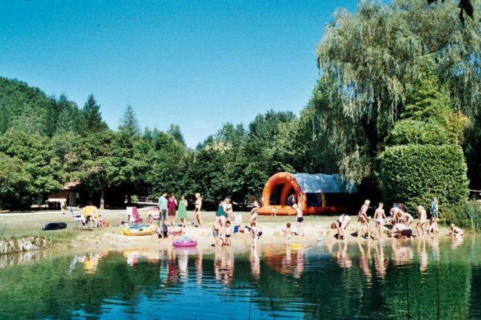 camping Moulin du Périé