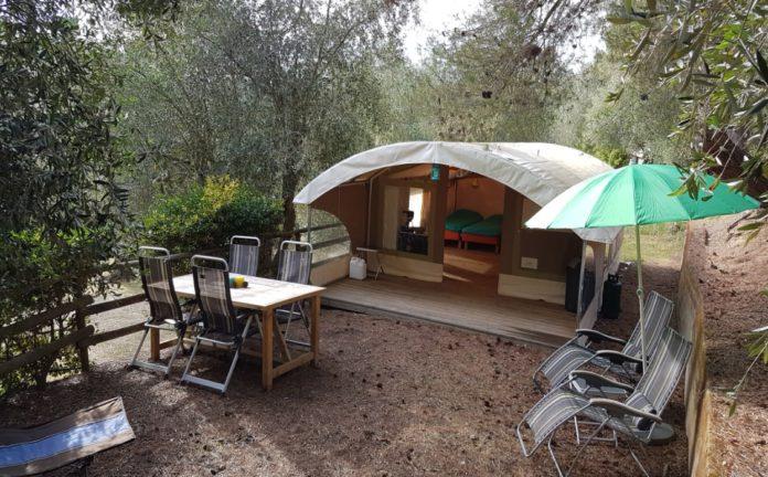 DivaCamp brengt glamping naar de campings in Toscane