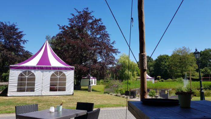 Campenement 2019 in Fluitenberg