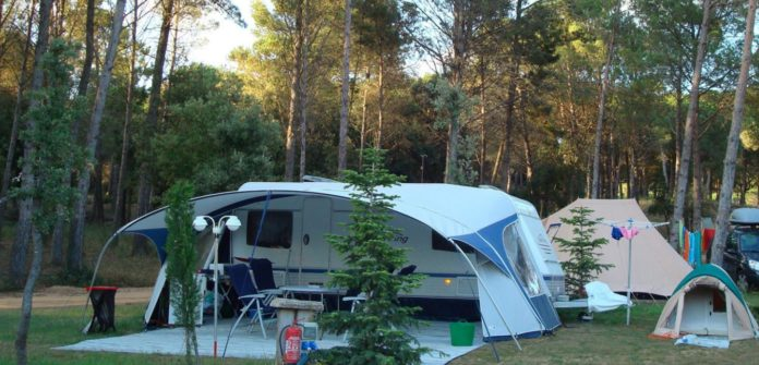 Camping Begur