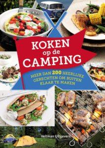 Boek: koken op de camping