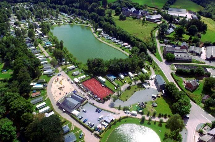 Camping Le Val de l'Aisne
