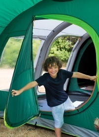 kamperen met kinderen 1