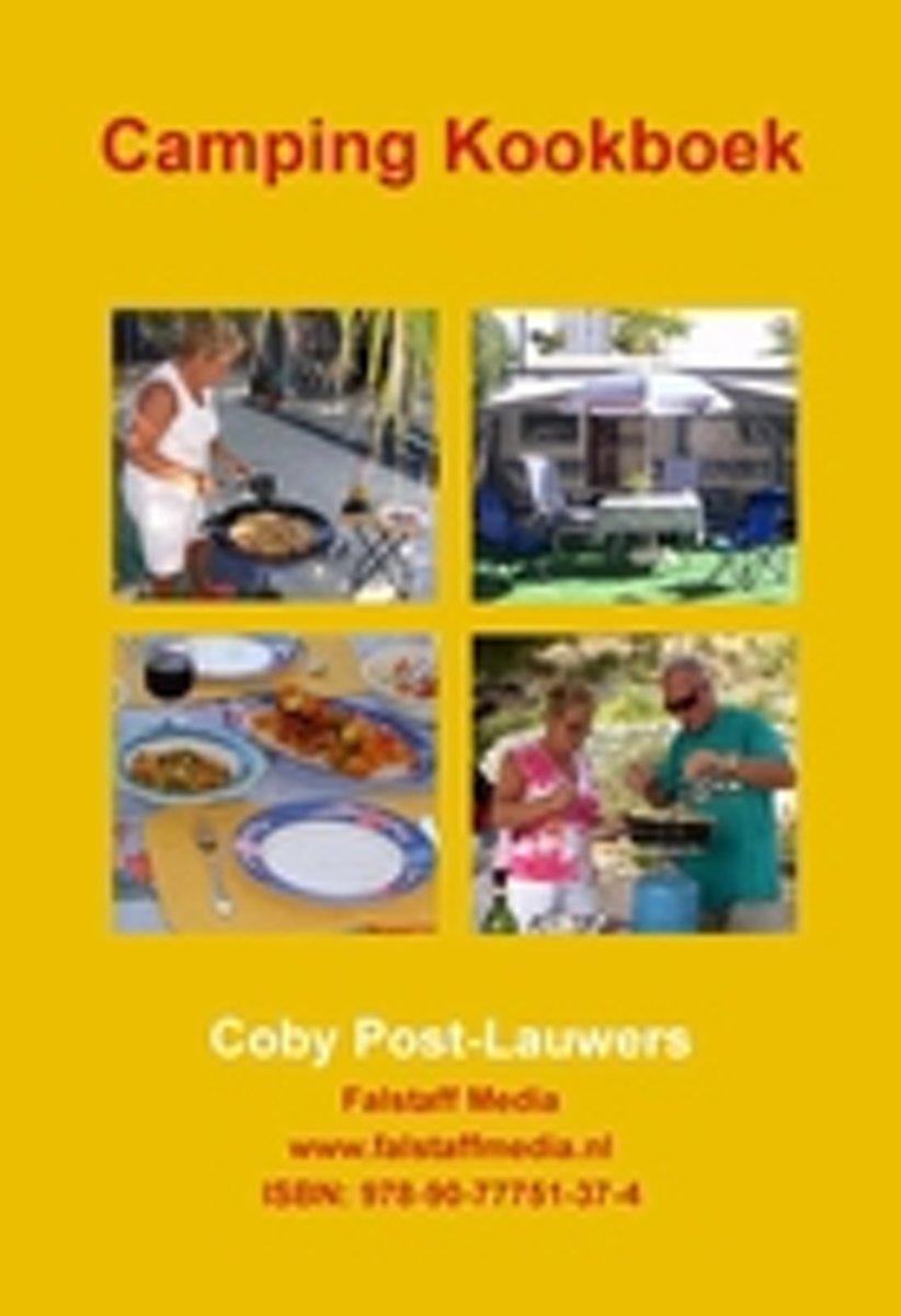 Boek: Camping kookboek