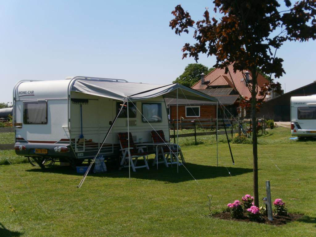 Camping 't Riviertje boerderij