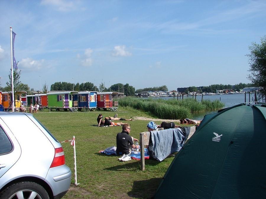Campings Amsterdam