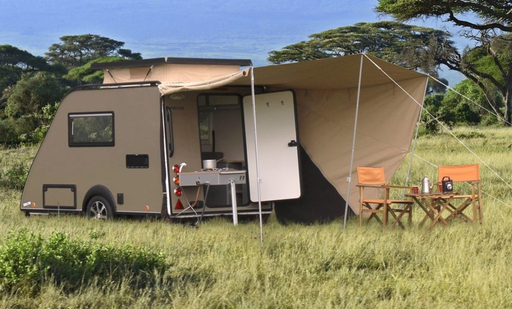 Kip Shelter model Plus