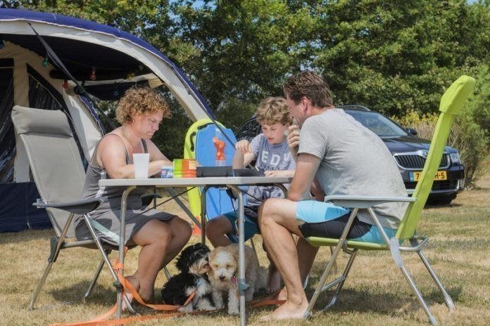 RCN camping la Ferme du Latois