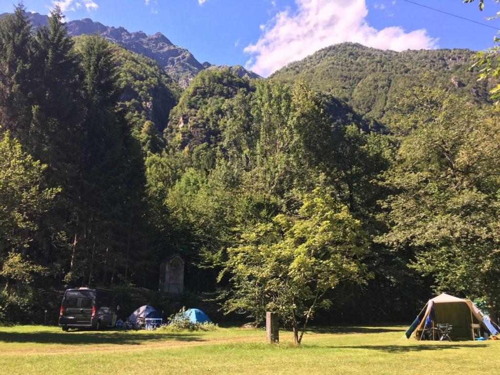 camping monta rosa