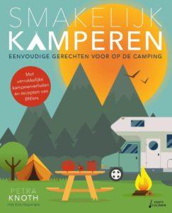 Boek: Smakelijk kamperen