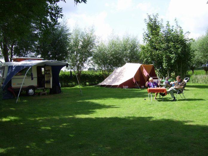 Camping it Dreamlân