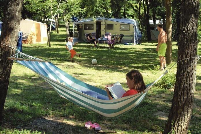 RCN-la Bastide en Ardeche-kamperen-ontspanning