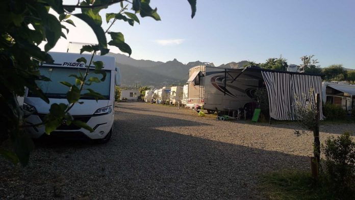 Camper Stop AreaTraware