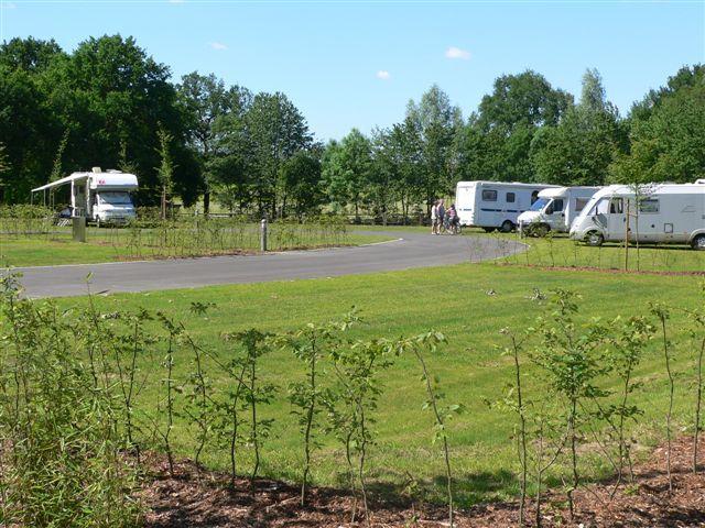 Camperplaats Reken Duitsland