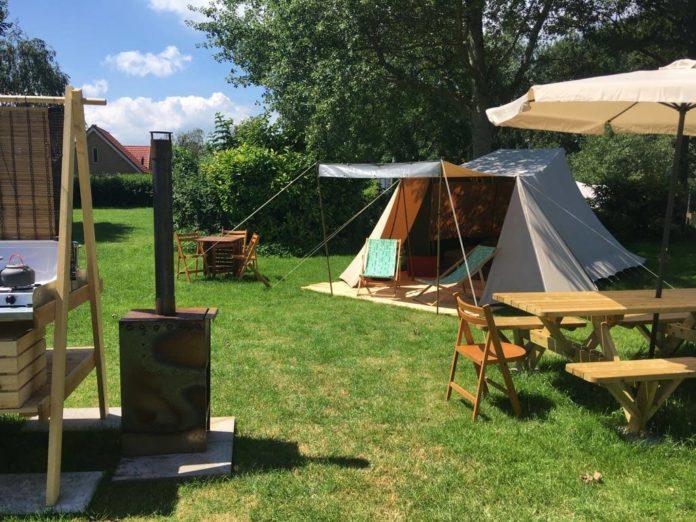 Camping dijk en meer 2