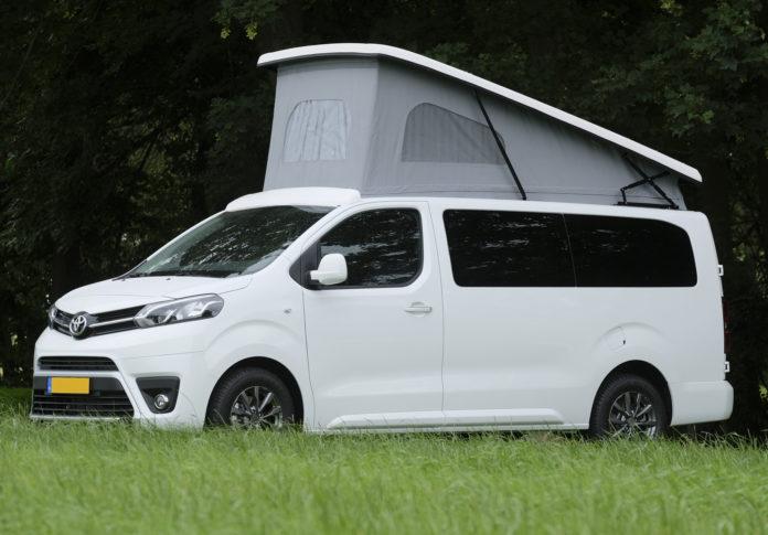 Fixxter XXL Toyota camper