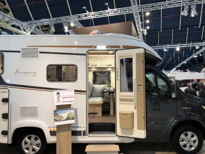 caravan en kampeerauto