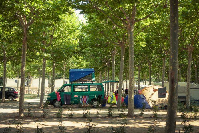 Camping Sènia Riu