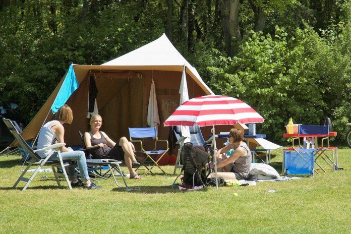 Camping de Vledders charmecamping in Drenthe