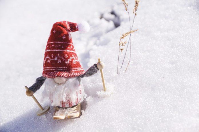 Kamperen tijdens de wintersport