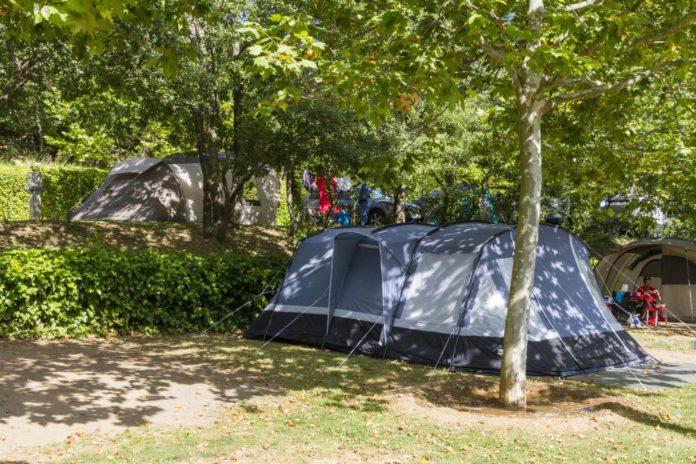 Camping Gavin