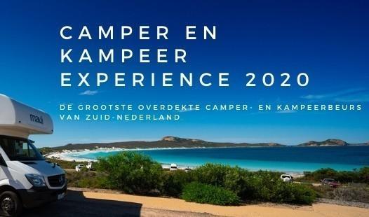 Camper en Kampeer Experience 2020