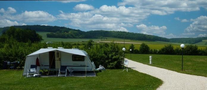 Kleine campings en Frankrijk