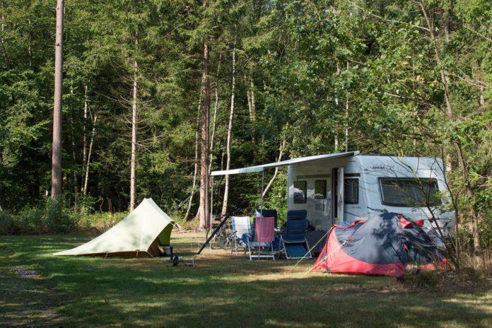Camping 't Vlintenholt