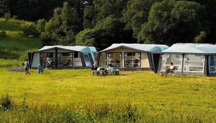 campings gaan open