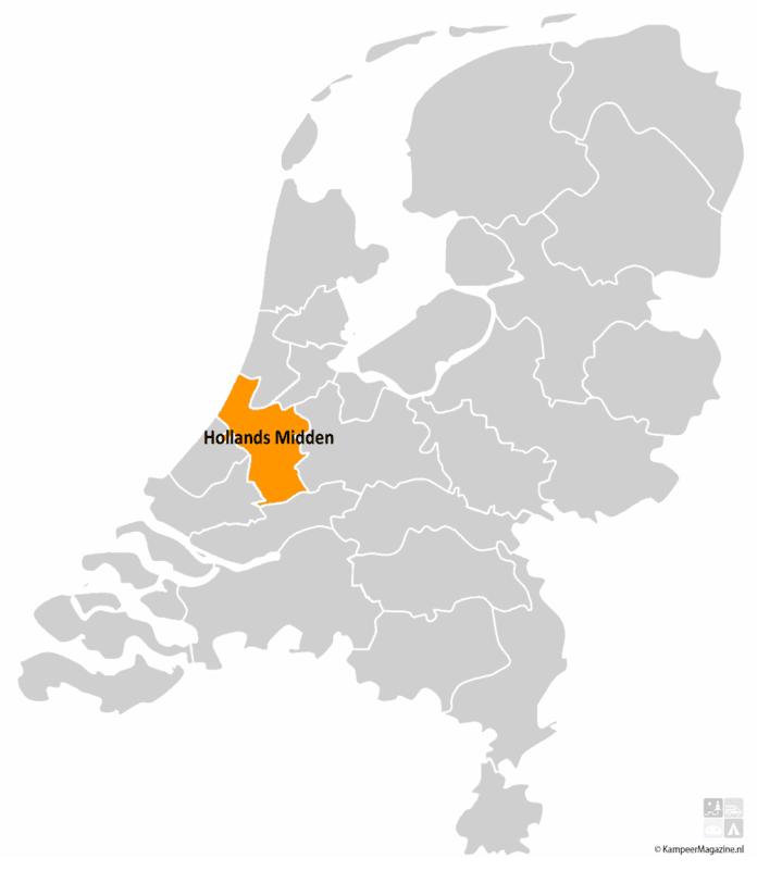 Campings Hollands-Midden