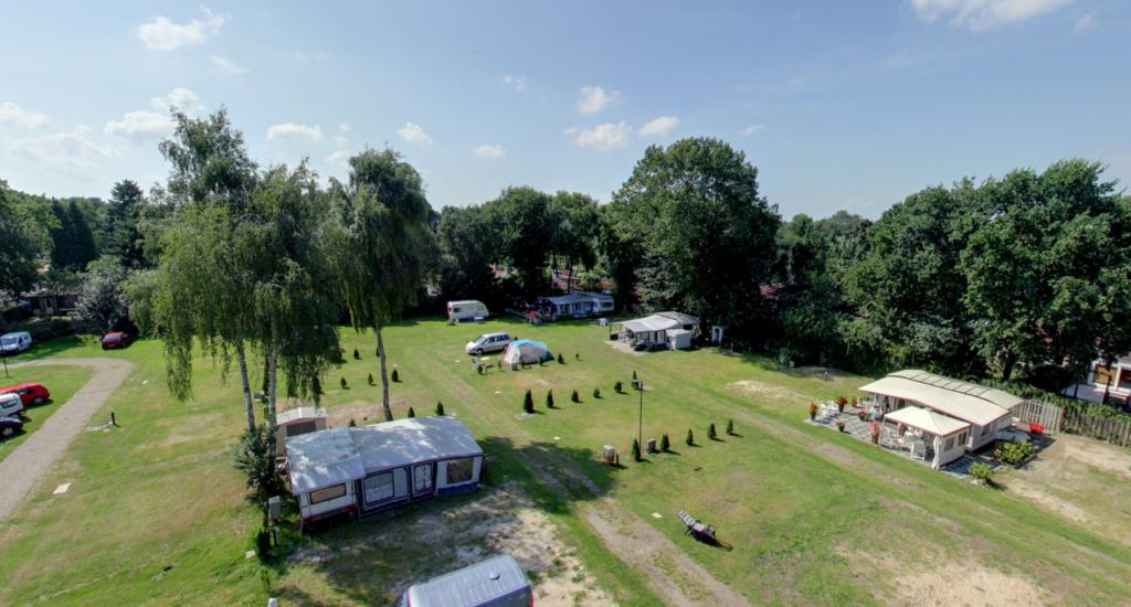 Kampeerveld Camping De Konijnenberg