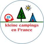 Kleine campings en Frankrijk logo