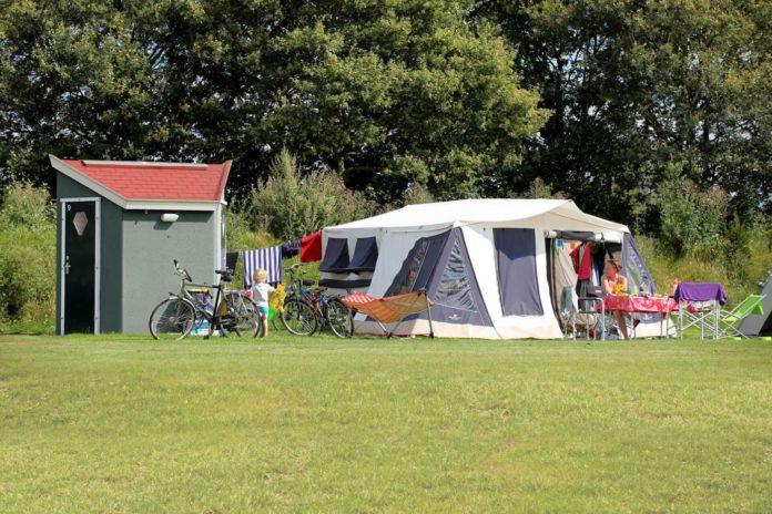 Camping en vakantiepark De Twee Bruggen