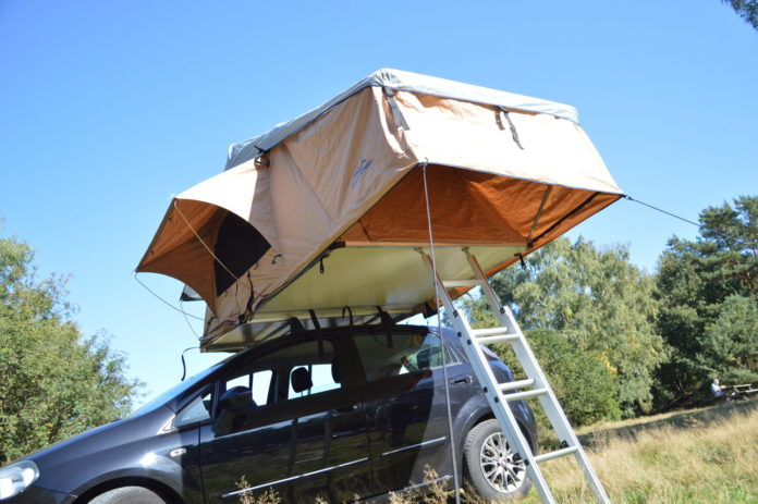 My Rooftop Tent