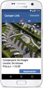 CamperLink app