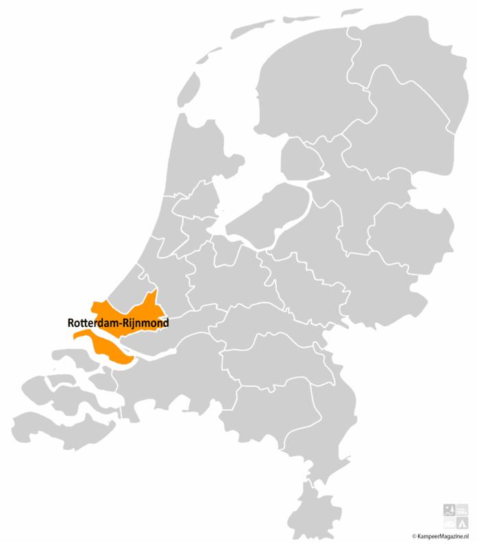 Campings Rotterdam-Rijnmond