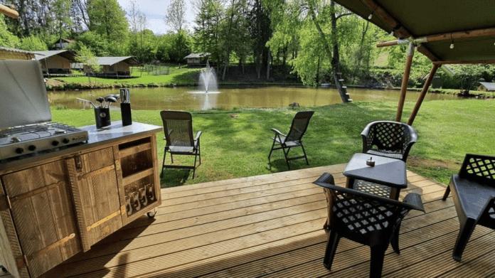 Camping & Herberg Grand Bru