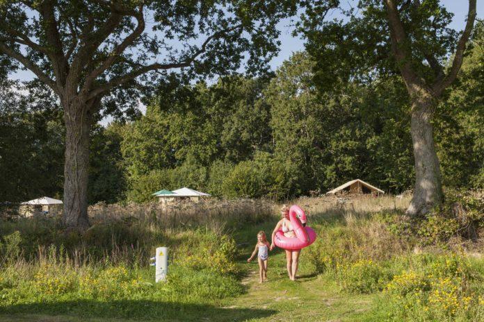 Familie- en natuurcamping O2 Camping