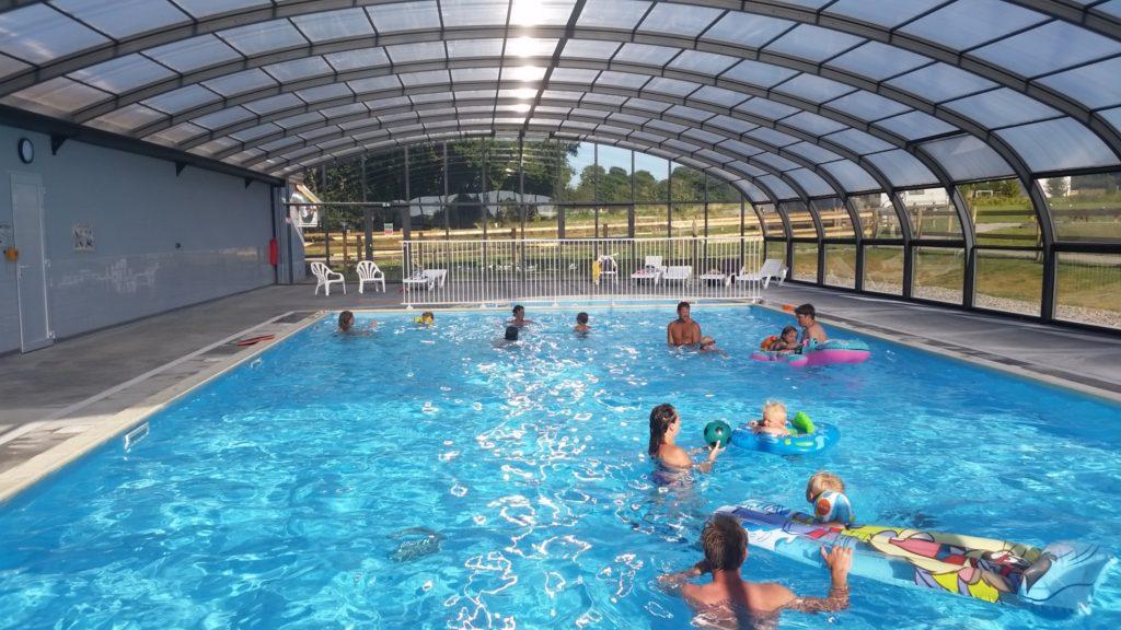 Zwembad O2 Camping