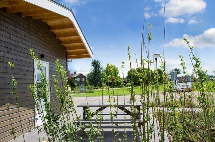 Camper- en caravanpark Lingewaard in Gendt