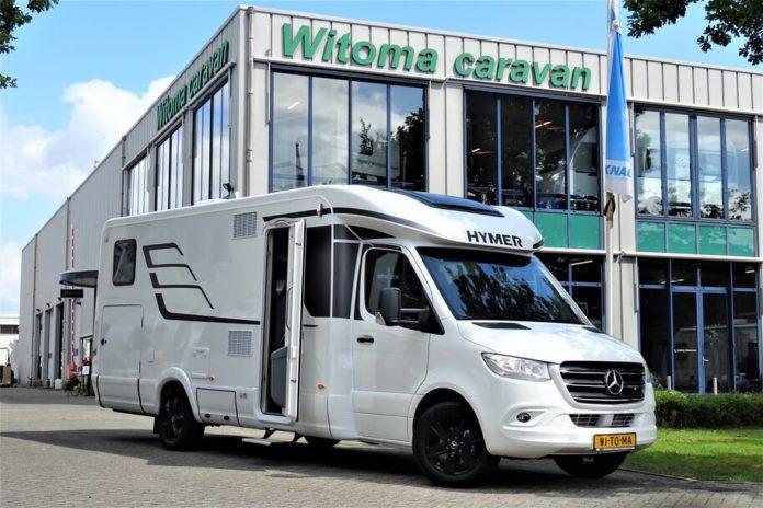 Witoma officiële dealer van Eriba/Hymer, T@B en Knaus caravans