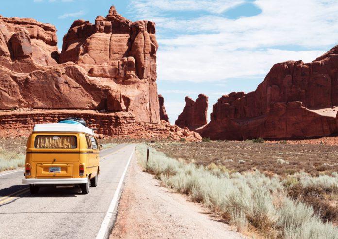 Roadtrip en kamperen in Amerika? Vergeet het ESTA niet!