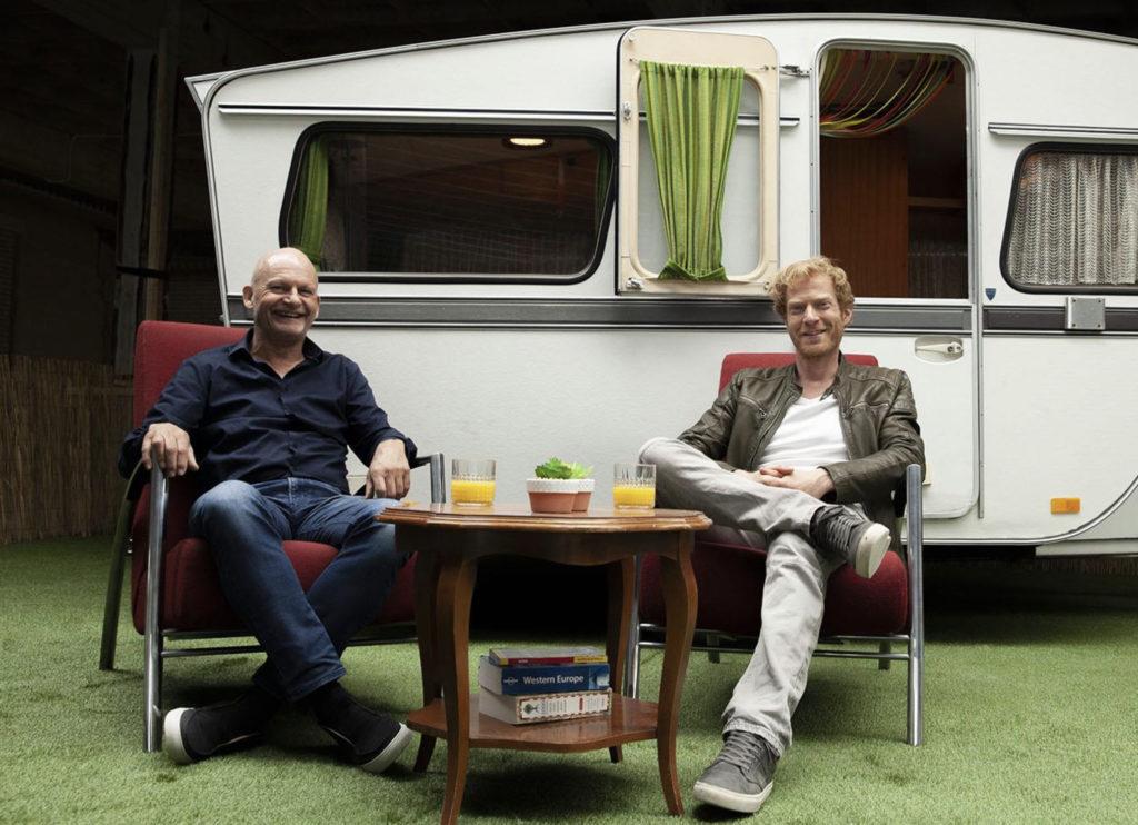 Willem Megens en bob Kuijs
