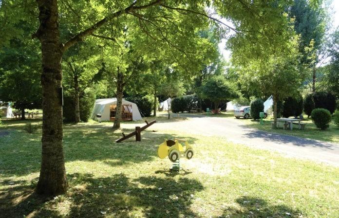 Camping de Salviac gezellige en sfeervolle